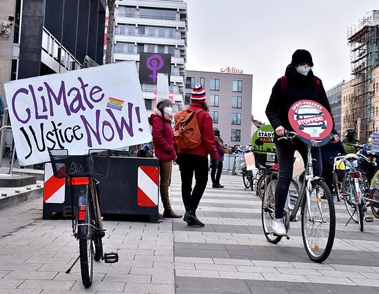 Klimastreik Nuernberg 2103 8079b