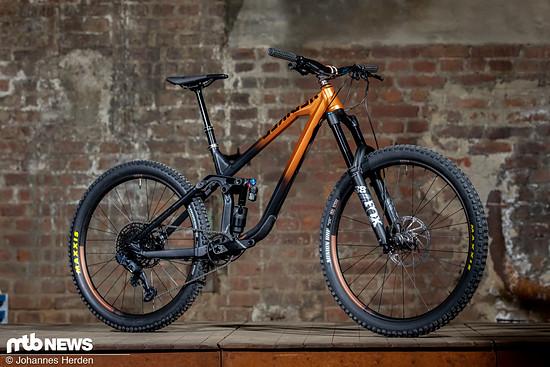 Das neue NS Bikes Define AL 170 1