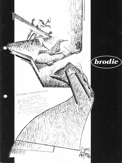 Brodie Katalog '92 (1von6)