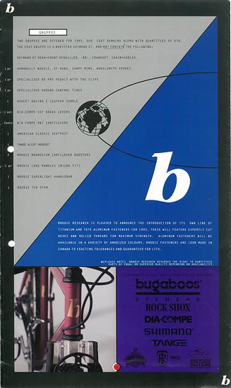 Brodie Katalog '93 (9von10)