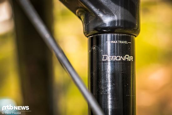 RockShox nennt die Technologie DebonAir
