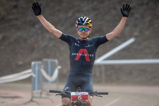 Das gilt auch für Tom Pidcock! Den Swiss Bike Cup letzten Sonntag dominierte er nach Belieben!