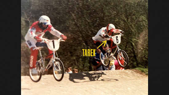 The Reinvention of Tarek Rasouli 1
