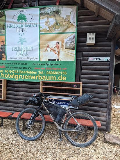 Coronive 6: Bikeparkbesuch