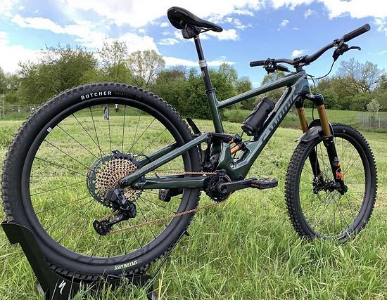Neues Bike - Kenevo SL S Works