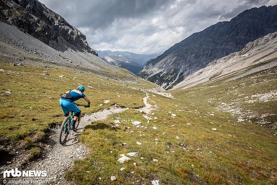 Trail oder All Mountain? Oft ist nicht klar, was genau der Unterschied zwischen den Bezeichnungen ist