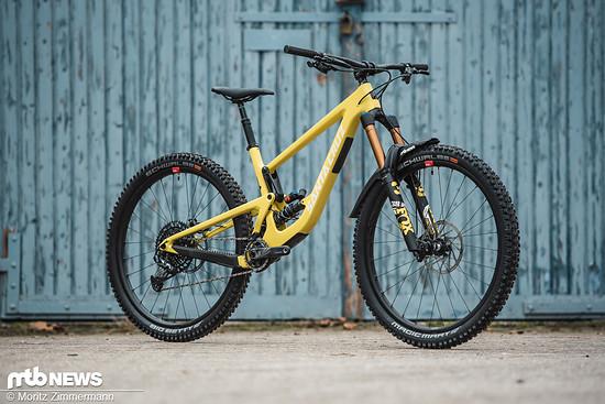 Seit der Einführung im Jahr 2019 zählt das Santa Cruz Megatower zu den beliebtesten Enduro Bikes, die es gibt
