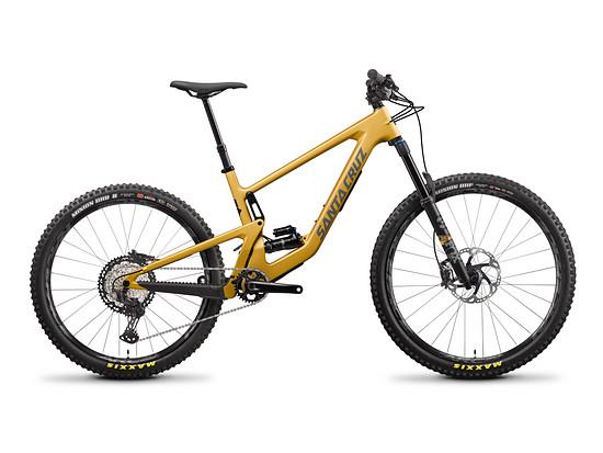 MY22 Bronson4 C XT Gold