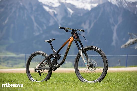 Das UR Team von Mick Hannah ist nach einigen Jahren auf Polygon nun auf NS Bikes gewechselt