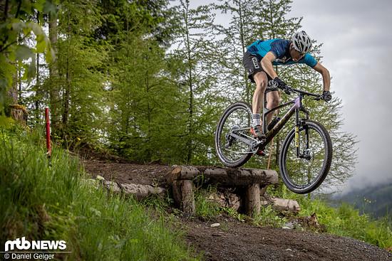 Spark Action Day 1 SCOTT 2022 Bike Image by Daniel Geiger  DGG556337