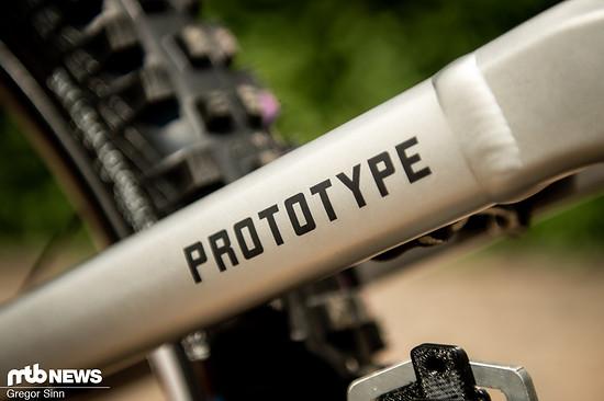 Bisher ein Prototyp, irgendwann jedoch in Serie!