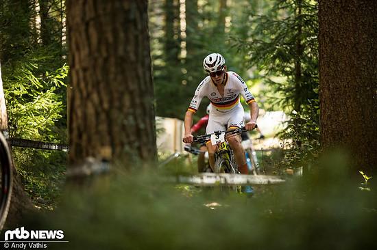 Max Brandl konnte insbesondere im vergangenen Jahr mit einigen Top-Resultaten aufhorchen lassen und greift gemeinsam mit Altmeister Manuel Fumic bei den Olympischen Spielen an.