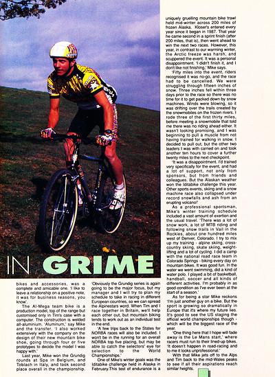 Alpinestars Mike Kloser / Tim Davies '90 2von2