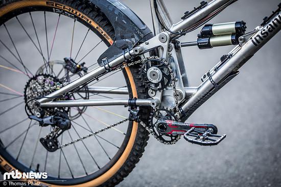 insanity of gravity titan Bike (9 von 11)
