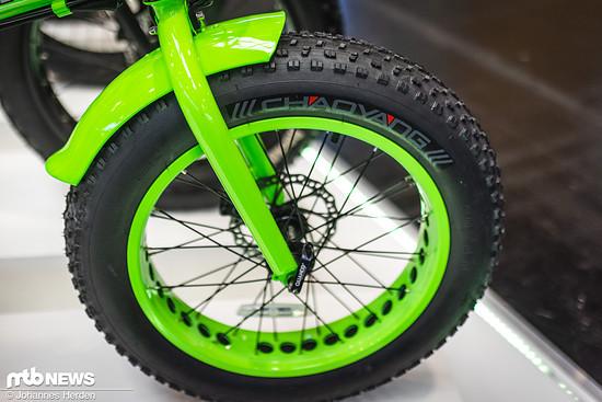 Revival der Fat-Tires?