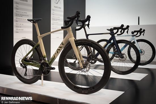 Java ist nach eigenen Angaben einer der größten Rennrad-Marken in Asien