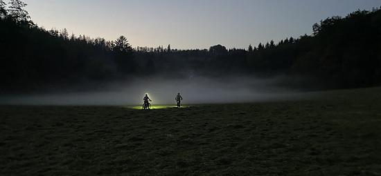 Die Sundownersaison geht fließend in die Nightridesaison über.
